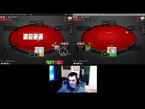 Speed NLHE Poker Strategy 1/2