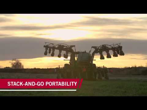Introducing the 2130 Early Riser® Stack-fold Planter