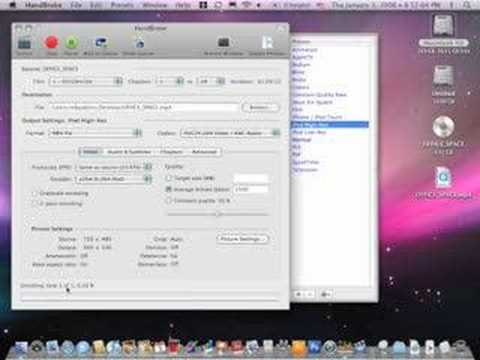 EmpowerCast - DVD to iTunes with Handbrake Part 1 of 2
