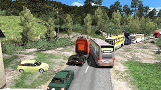 How To Install Bus Mod in Euro Truck Simulator 2