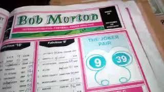 RSK Bob Morton Pool Forecast Paper key - Vol 1 | Music Jinni