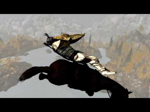 Skyrim: The Horse Flyer