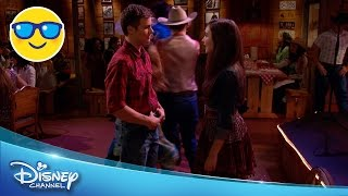 Girl Meets World | Rodeo Dancing | Official Disney Channel UK