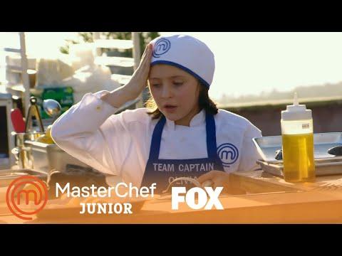 Olivia Breaks Down During The Challenge | Season 6 Ep. 12 | MASTERCHEF JUNIOR