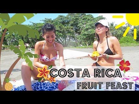 Costa Rica Fruit Feast