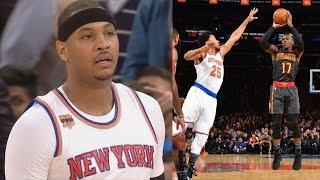 Dennis Schroder Game Winner vs Knicks! Controversial Ending! Hawks vs Knicks