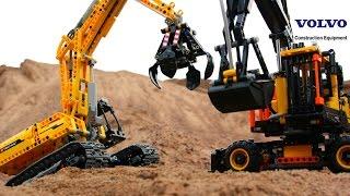 Lego Technic challenge: 42053 VS 42006