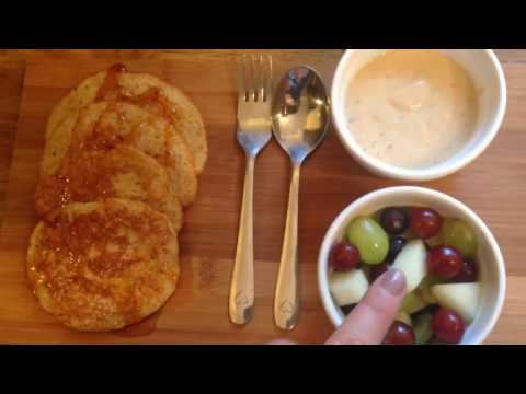 Slimming World Healthy Extra B Oat Pancakes Recipe