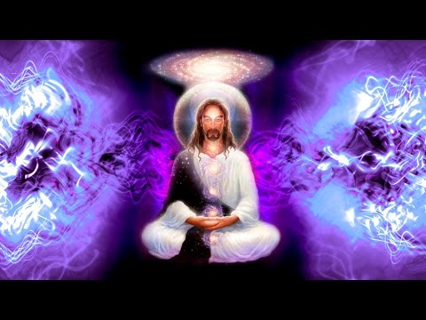 Christ Consciousness Activation Frequency | Vibration of the Fifth Dimension Spirit Meditation Music