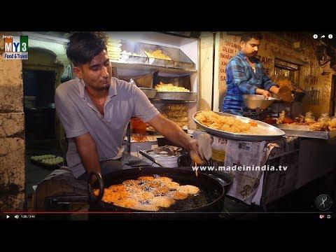 Amazing Style of Making Indian Food |