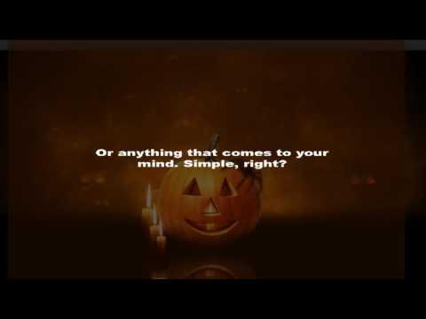 EaseUS Halloween Creative Show