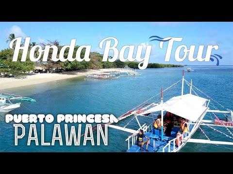 Honda Bay Tour Palawan with DJI Mavic Pro