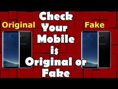 How to Check Samsung Original Phone - imei check samsung
