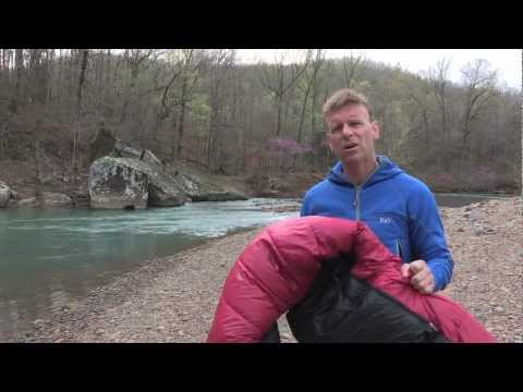 Backpacking Tip: Down vs Synthetic Sleeping Bags