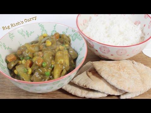 Big Rich's Curry   YUMMY VEGAN