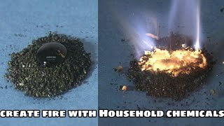 Most Amazing Chemical Reactions U Can Do At Home.