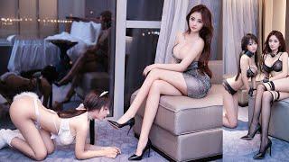 ✅ Hot Chinese Funny TikTok - Top 10 Sexy Douyin Chinese   Now TikTok Part 14