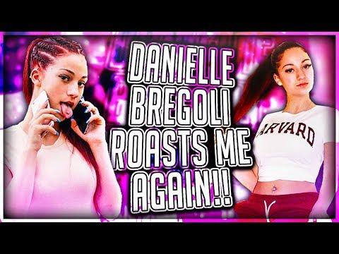 Danielle Bregoli ROASTS ME Again (Bhad Bhabie)