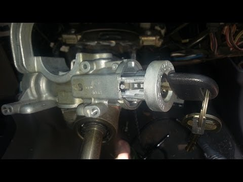 New Ignition Barrel and transponder bypass