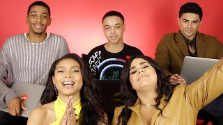 "The Cast Of ""On My Block"" Finds Out Which Characters They Really Are"