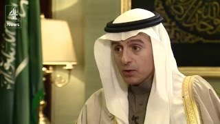 Saudi Foreign Minister on executions, Yemen and Iran