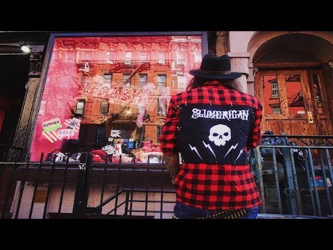 THE COOLEST ROCK N' ROLL CLOTHING STORE