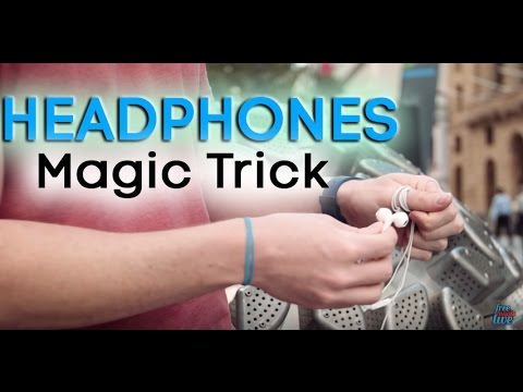 Magic Tricks Revealed | Free Cool Simple Trick Using Headphones! Everyday Magic!
