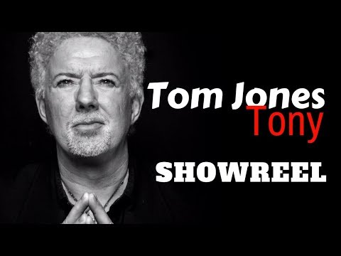 Tom Jones - Tony // Book Now at Warble Entertainment