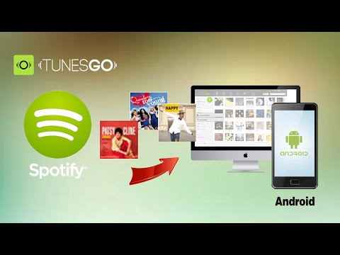 [Spotify Music to Android]: How to Download Music from Spotify to Android Devices on Mac