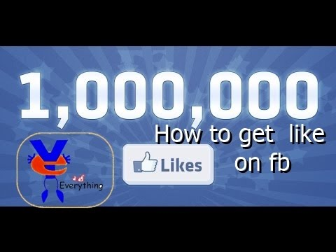 How to get unlimited like and comments on Facebook profile pic and status  100% work {hindi}