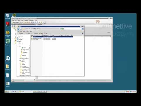 Microsoft SBS 2008 - Moving the WSUS Database (SUSDB.mdf).mp4
