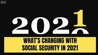 Download 2021: What's Really Changing With Social Security Video