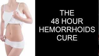 Treat External Hemorrhoids The 48 Hour Cure Cure External Hemorrhoids