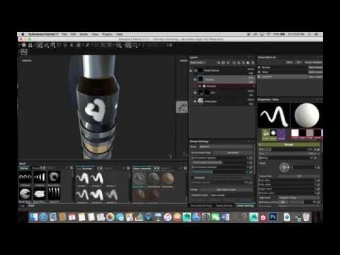 Speed Model and Texture: Qu'Rahn/Kyle Katarns Lightsaber
