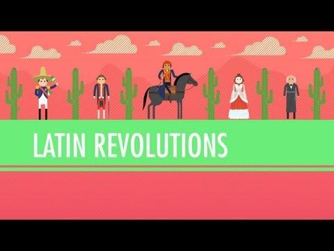 Latin American Revolutions: Crash Course World History #31