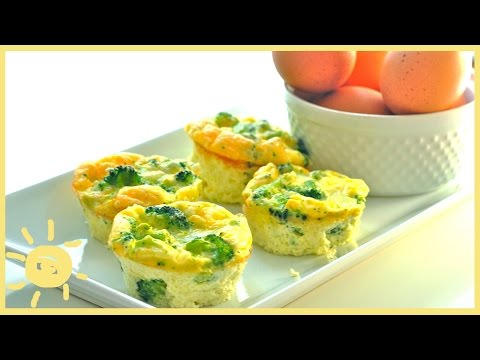 EAT | Egg Muffins, Recipe & How To