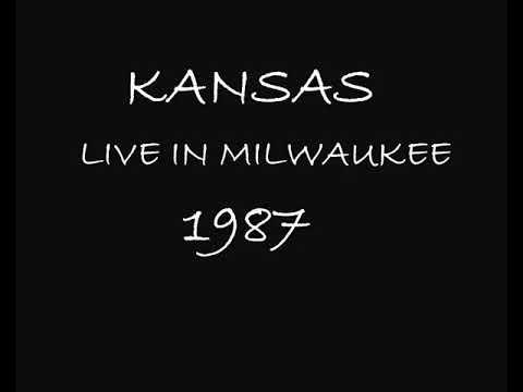 Kansas - Live In Milwaukee 1987 (FULL CONCERT - AUDIO ONLY)