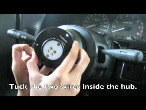 How to Install NRG Quick Release & Short Hub