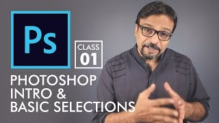 Basic Selections - Adobe Photoshop for Beginners - Class 1