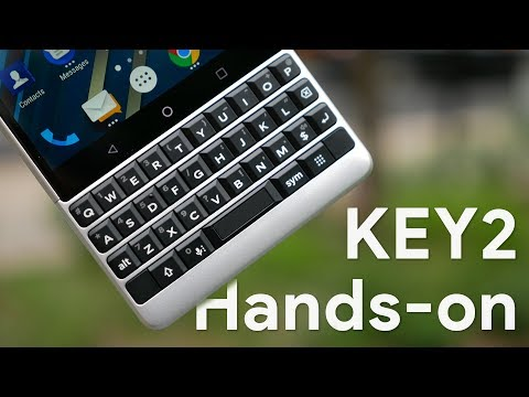 BlackBerry KEY2 hands-on: utility at its finest