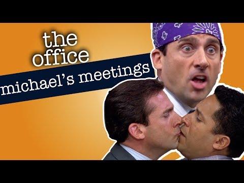 Michael's Best Meetings  - The Office US