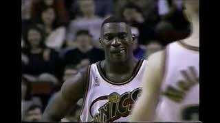 """The Glove"" Gary Payton 1997-98 NBA Regular Season and Playoff Highlights (3rd in MVP Voting)"
