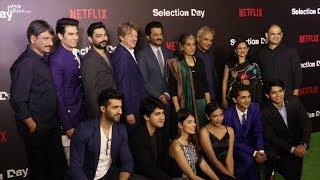Selection Day Web Series Premiere | Anil Kapoor, Farah Khan, Janhvi Kapoor