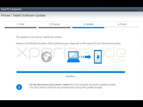 How To Unbrick,UnRoot and software update any Sony Xperia
