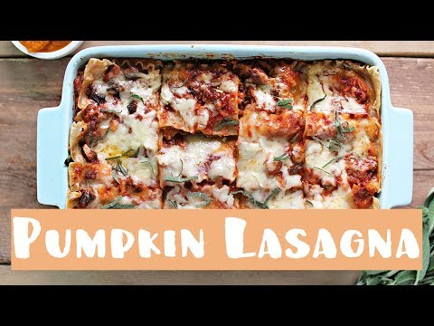 The Most Amazing Lasagna Recipe Ever! | Healthy Family Dinner Recipes