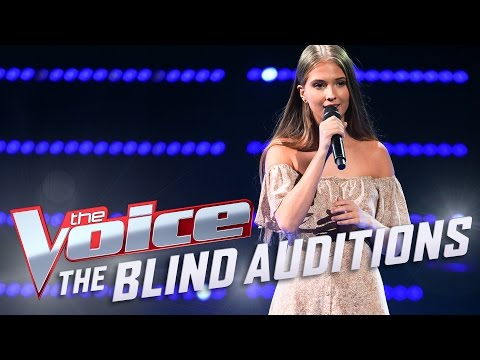 Rianna Corcoran sings Mad World | The Voice Australia 2017