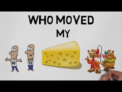 HOW TO DEAL WITH CHANGES IN WORK AND LIFE (HINDI) - WHO MOVED MY CHEESE BOOK SUMMARY