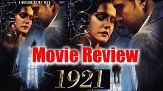 1921 Movie Review: Zareen Khan | Karan Kundra | Average Horror film | FilmiBeat