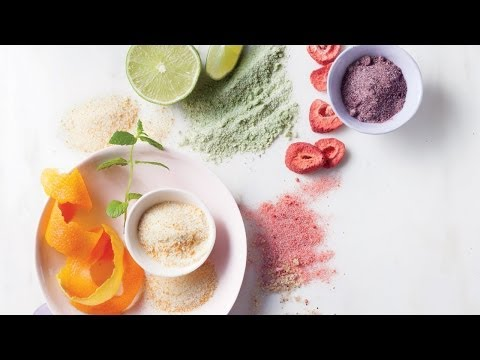 Wow! How to Make Flavored Sugars