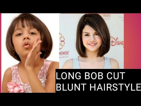 GRADUATED BLUNT (CLASSIC) HAIR CUTTING